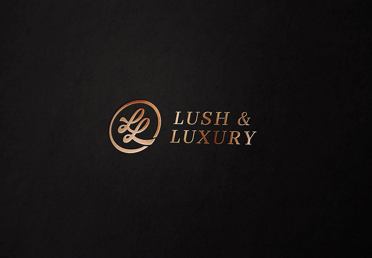 modern luxury logo design